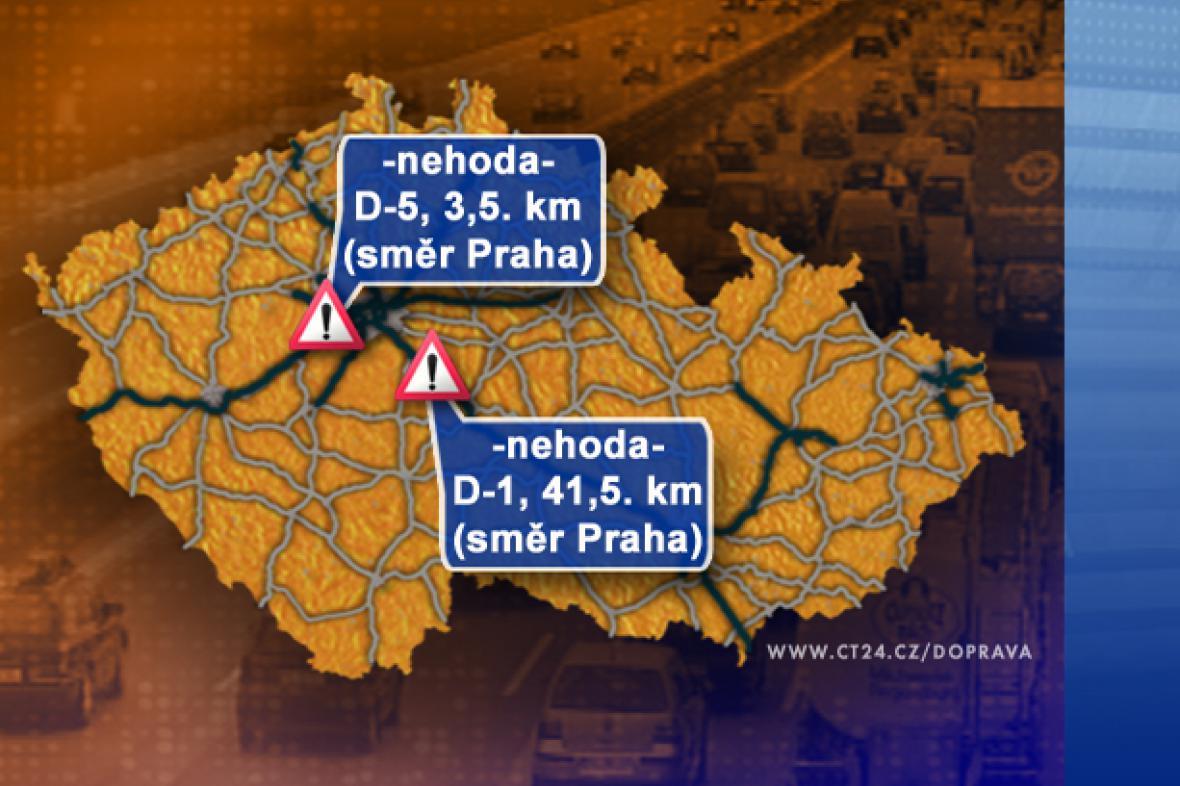 Dopravní situace v pátek 26. 9. 2008