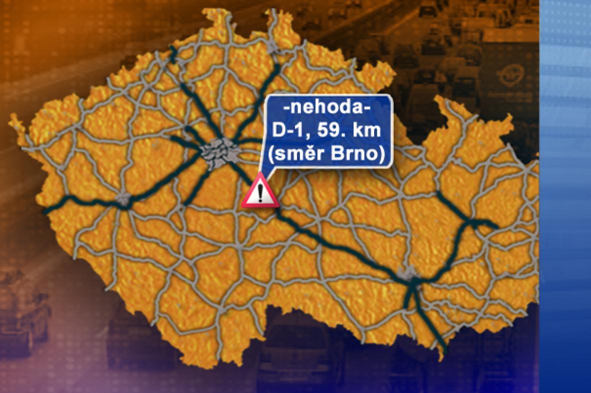Dopravní situace v úterý 23. 9. 2008