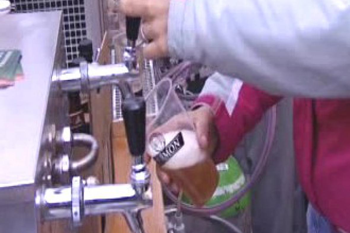 Stáčení piva