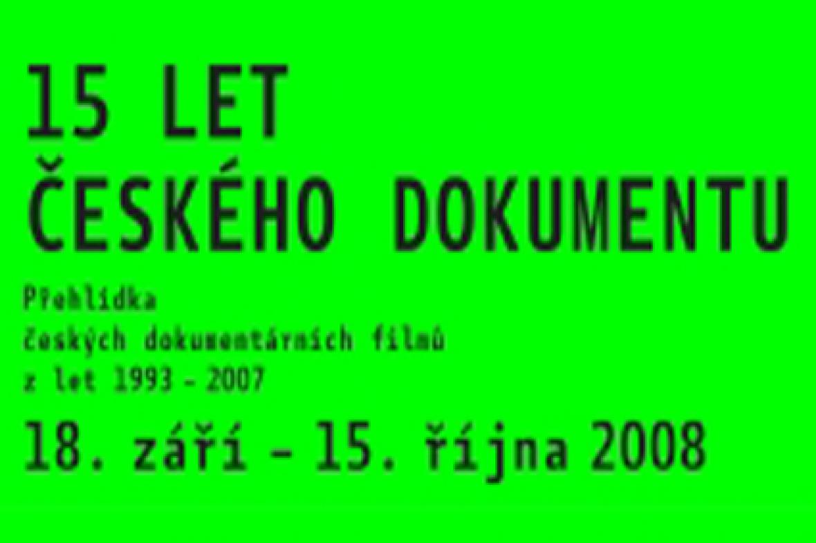 Přehlídka českých dokumentů