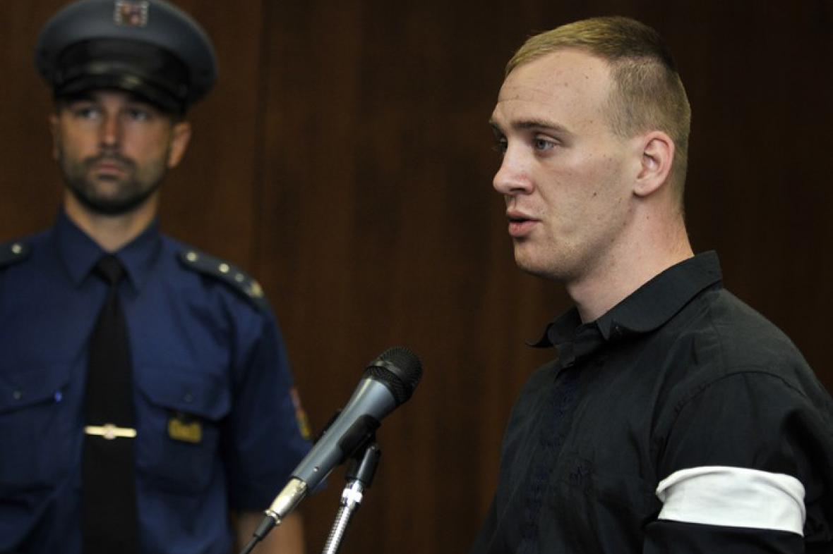 Obžalovaný Martin Nešpor