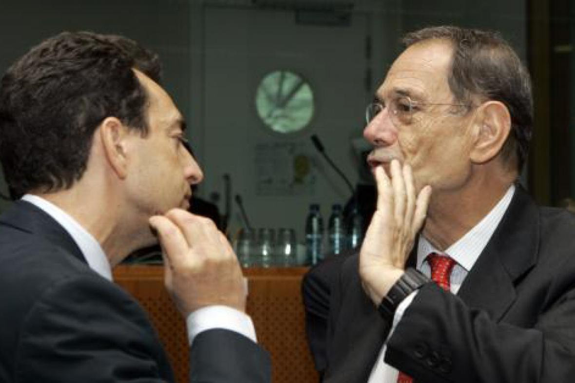 Jean Pierre Joyet a Javier Solana