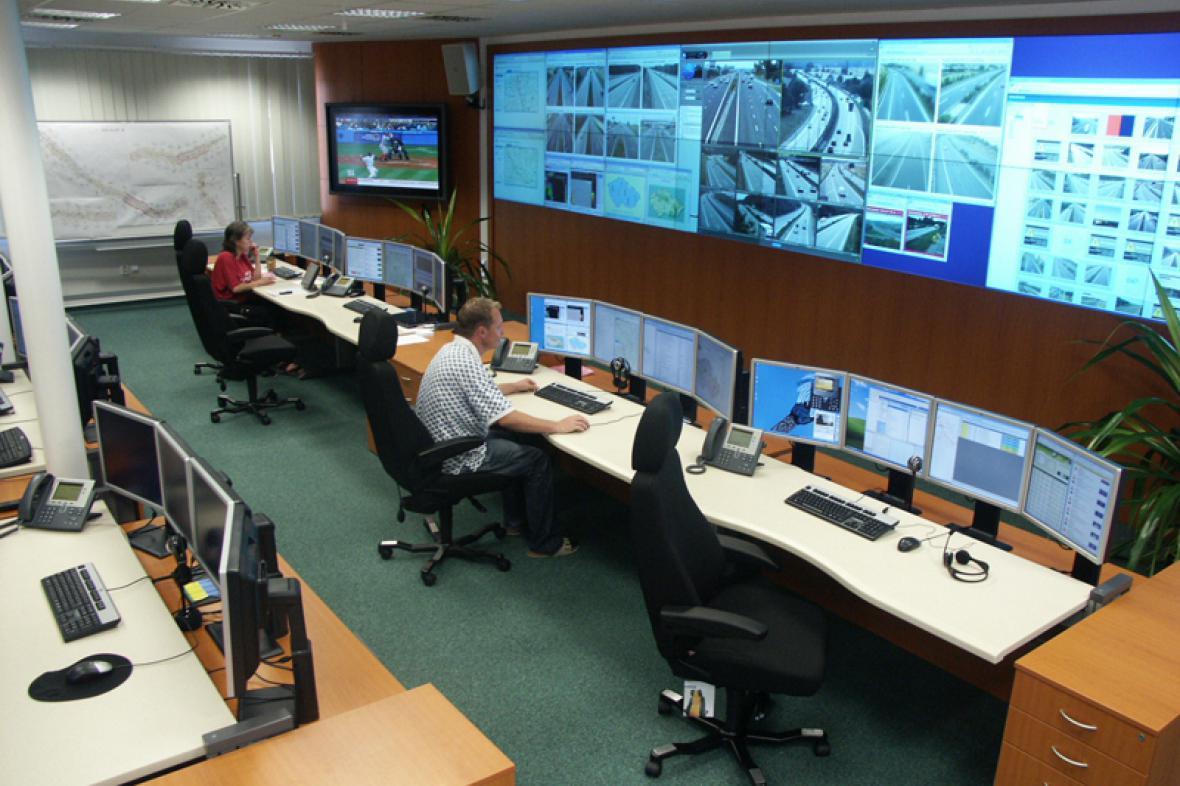 Národní dopravní informační a řídící centrum