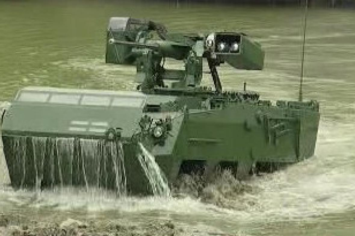 Obrněný transportér Pandur