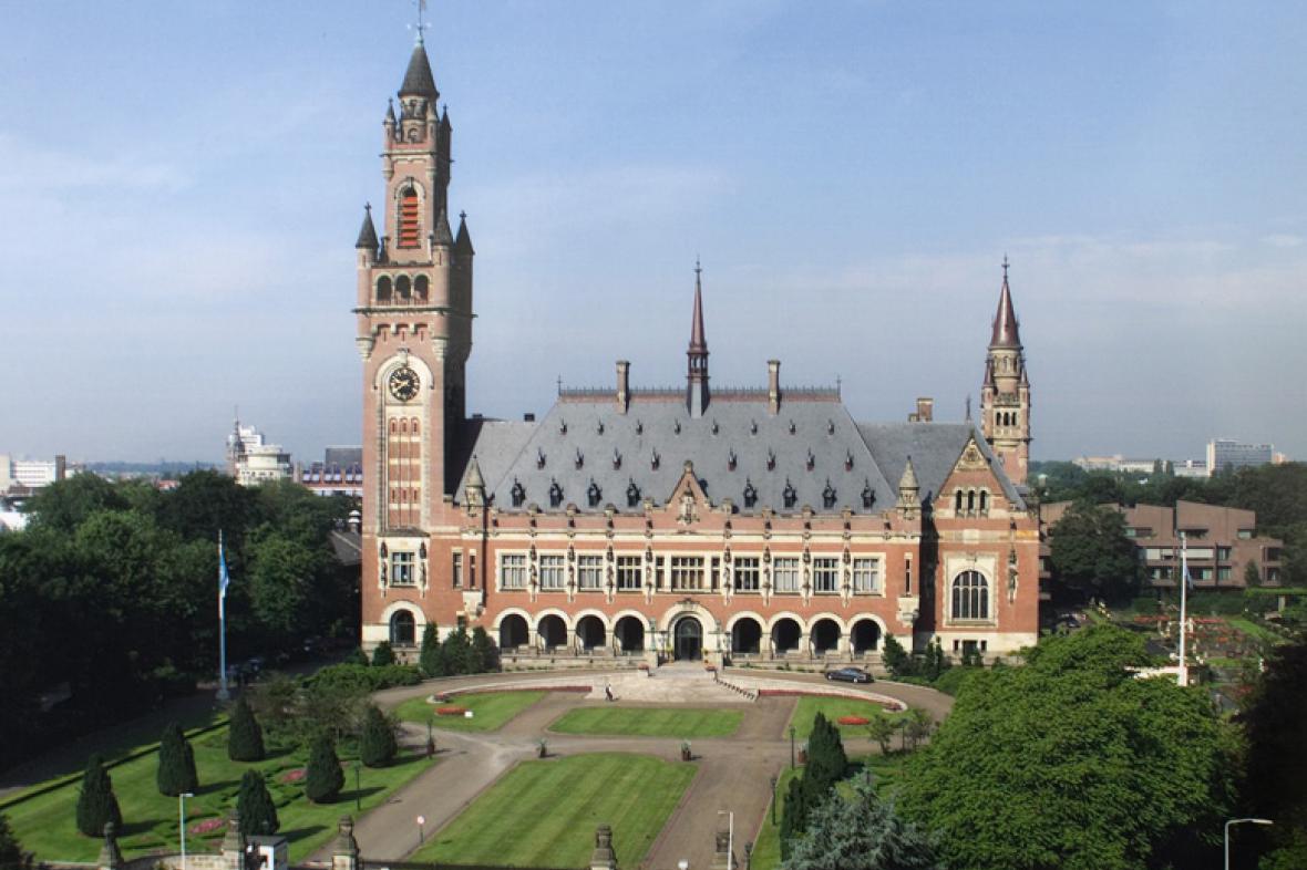 Mezinárodní soudní dvůr