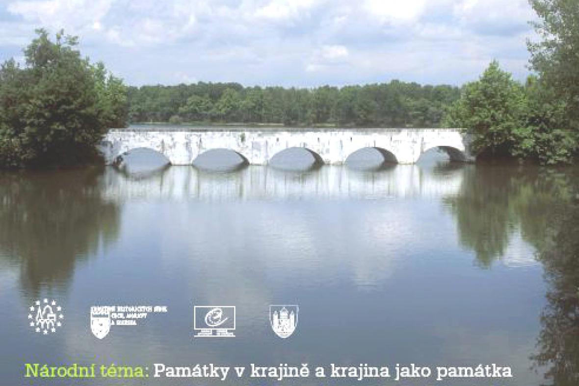 Plakát ke Dni evropského dědictví