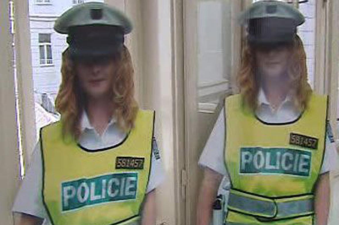 Policejní figuríny