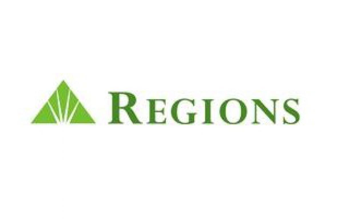Logo projektu Regions