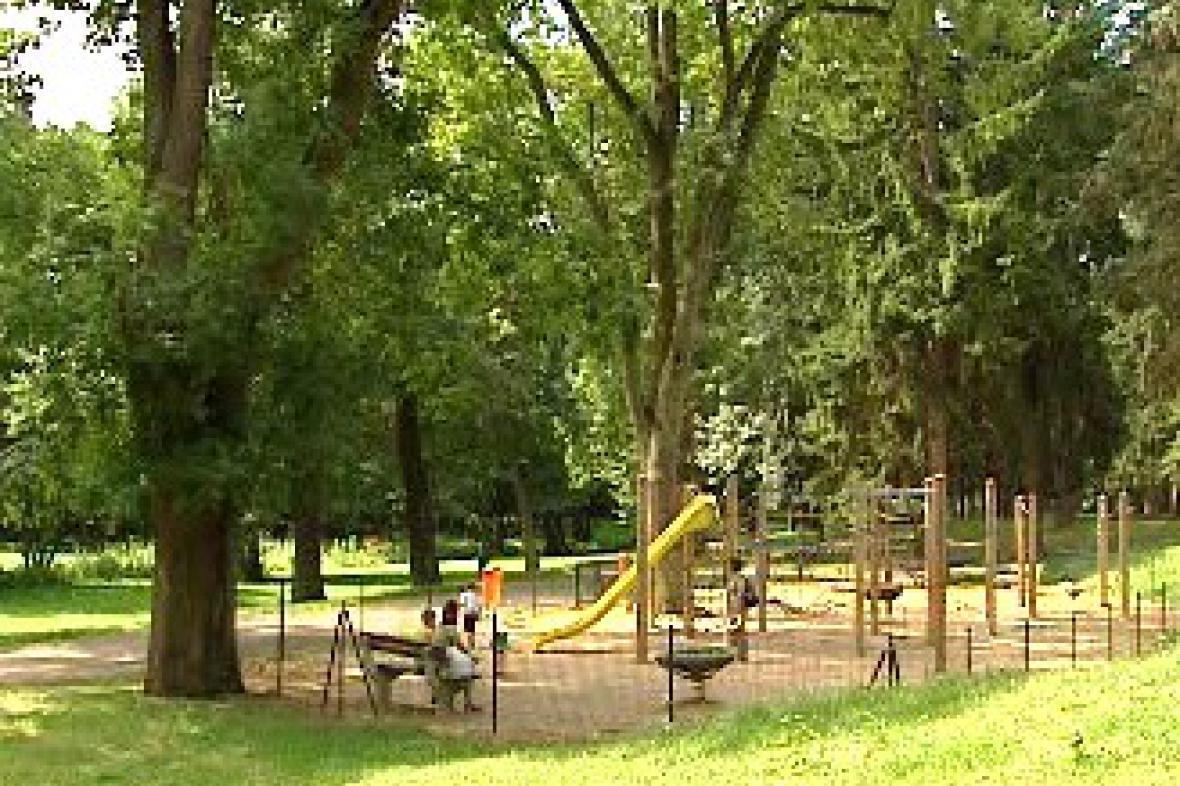 Park Štěpánka