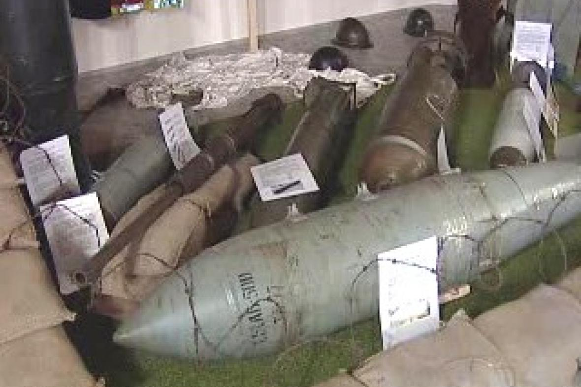 Letecká munice