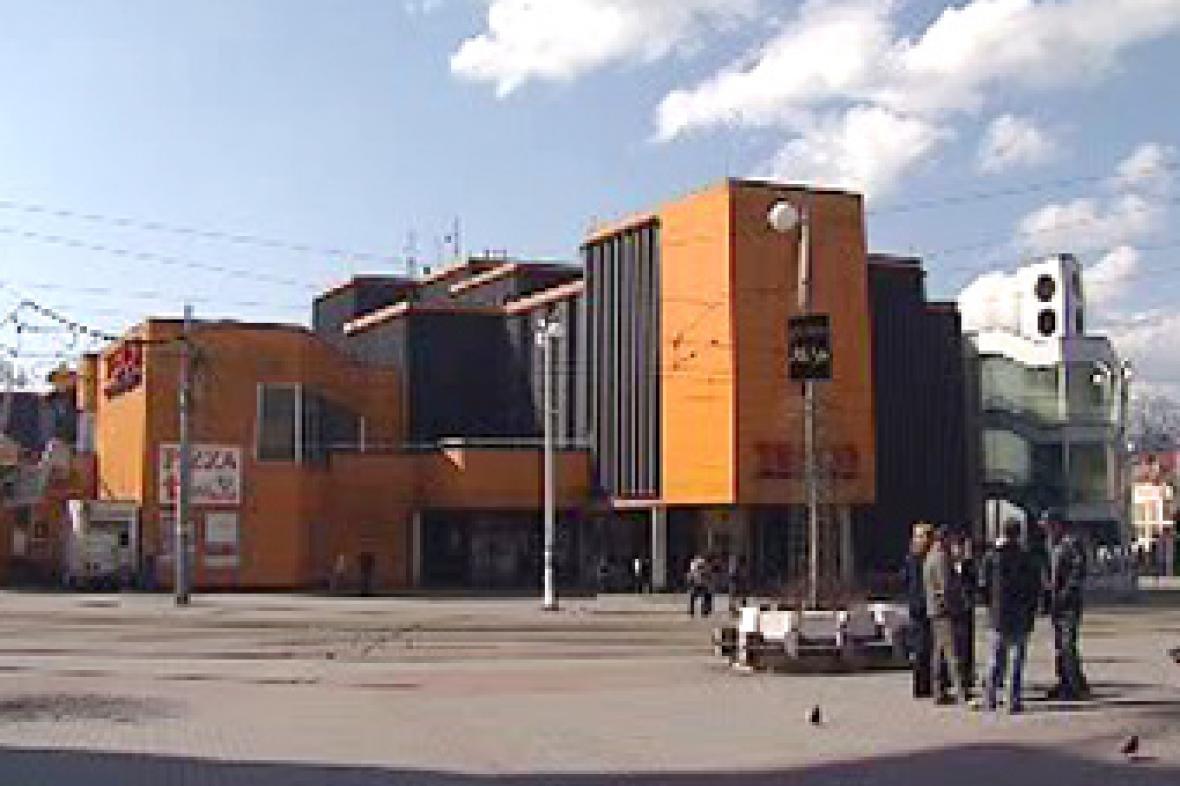 Obchodní dům Ještěd v Liberci