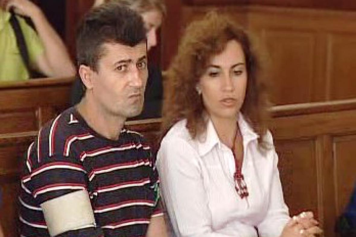 Ivelin Ranchev Ivanov před soudem