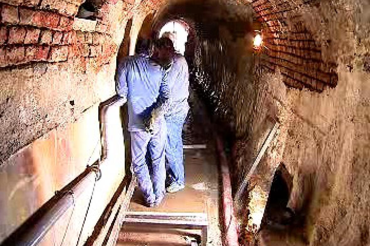 Karlovarské podzemí