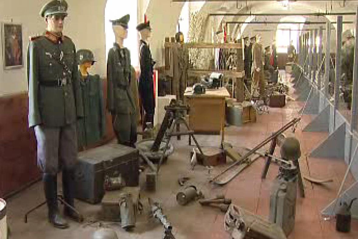 Vojenská expozice