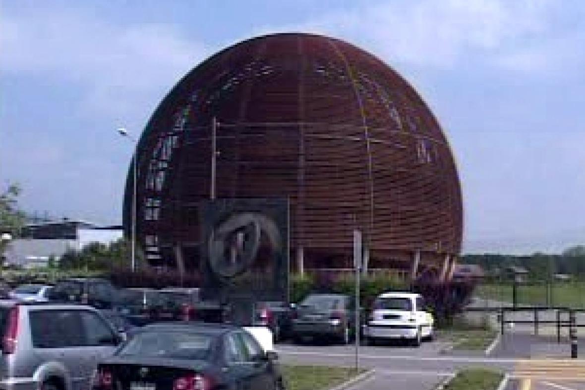 Sídlo CERN