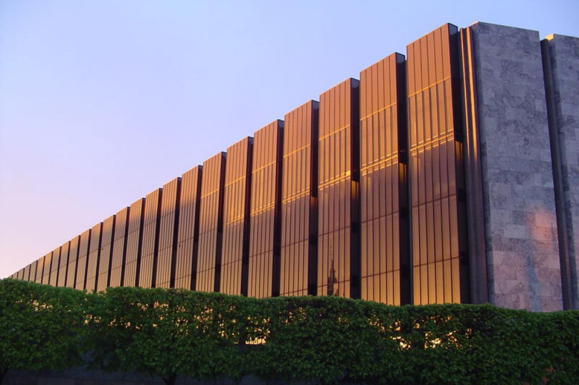 Nationalbanken - budova dánské centrální banky