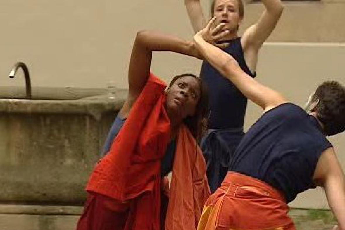 Mladá evropská divadelní laboratoř studentů herectví