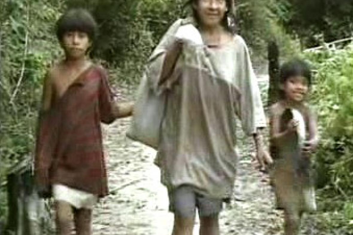 Jihoameričtí indiáni