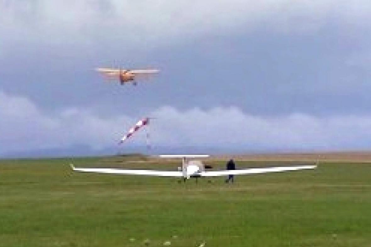 Testování pilotů a jejich strojů