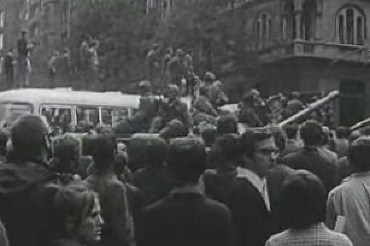 Okupace v srpnu 1968