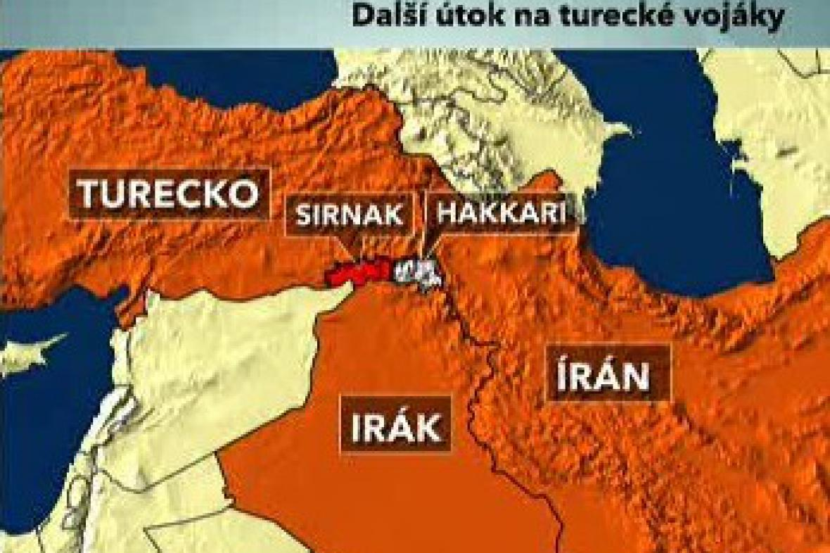 Turecko a Kurdistán