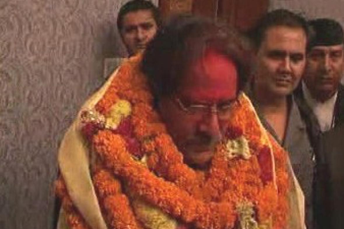 Pušpa Kamál Dahal zvaný Pračánda