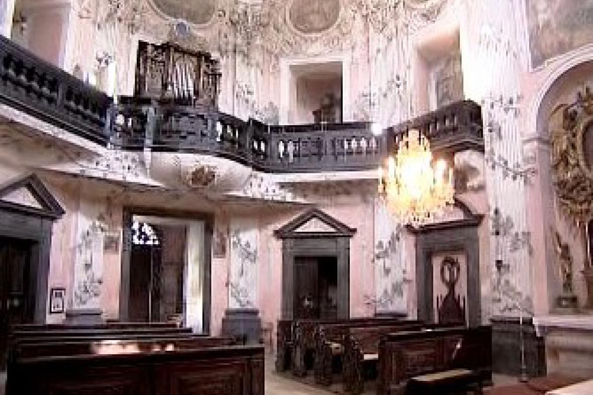 Kaple svatého Romedia