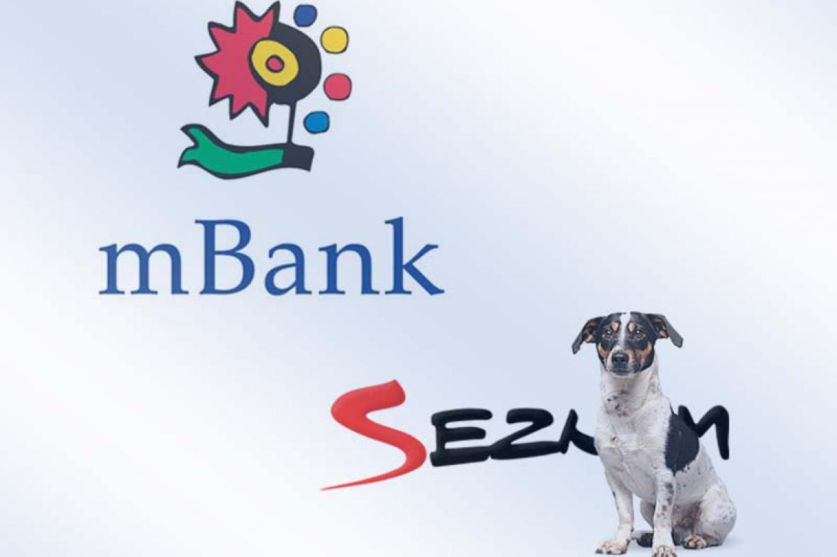mBank a Seznam