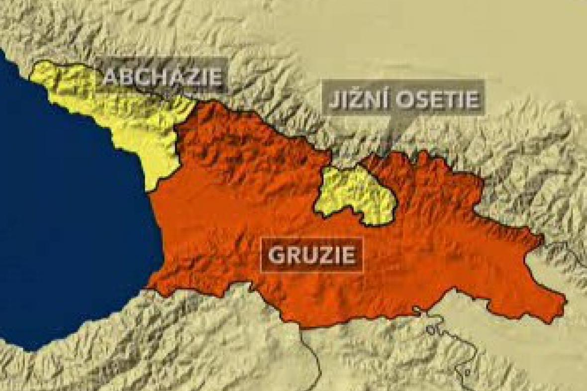 Abchazie Uzavira Kvuli Vybuchum Hranice S Gruzii Ct24 Ceska