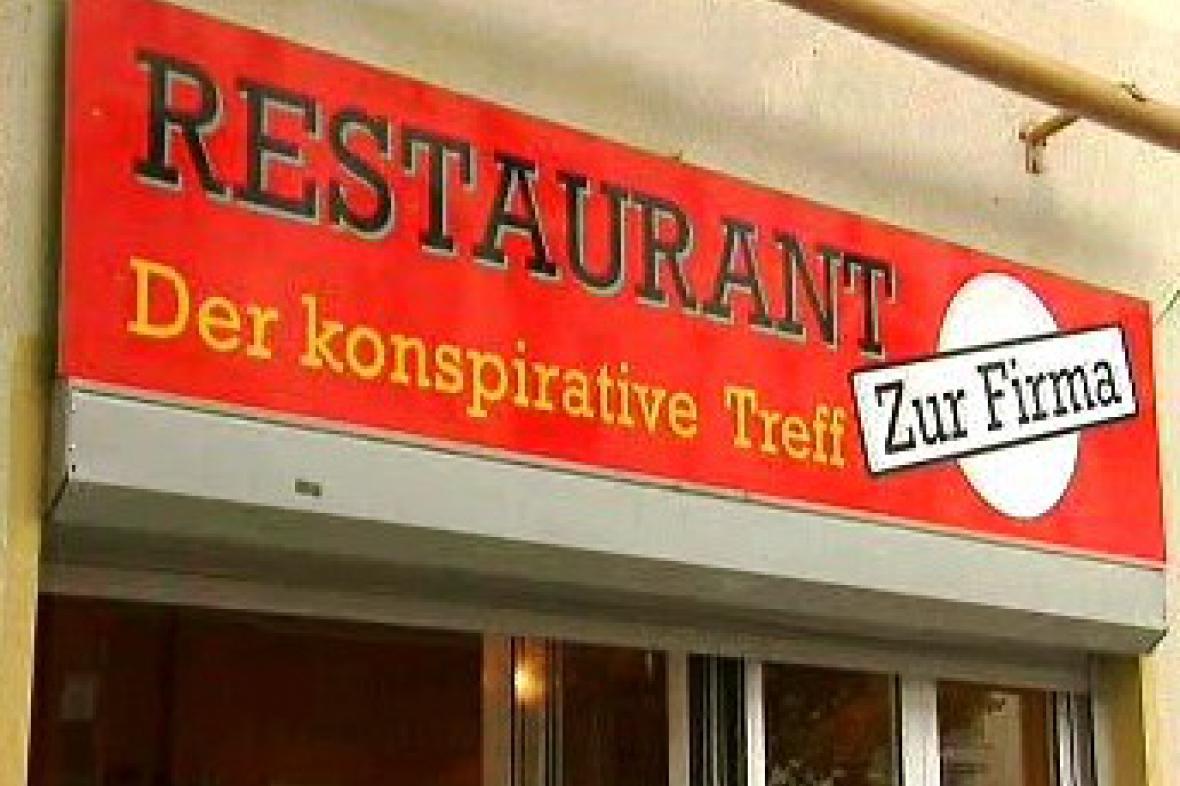 Německá restaurace \