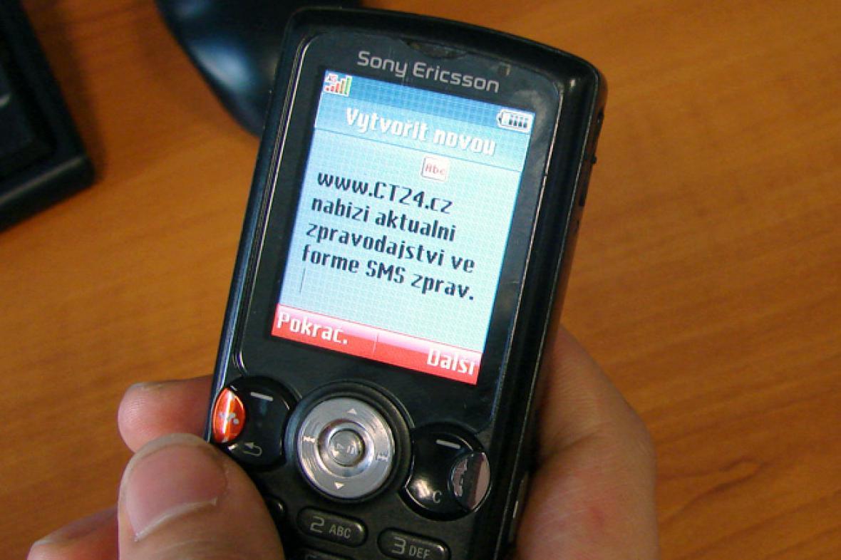 Zpravodajství ČT24 v mobilu