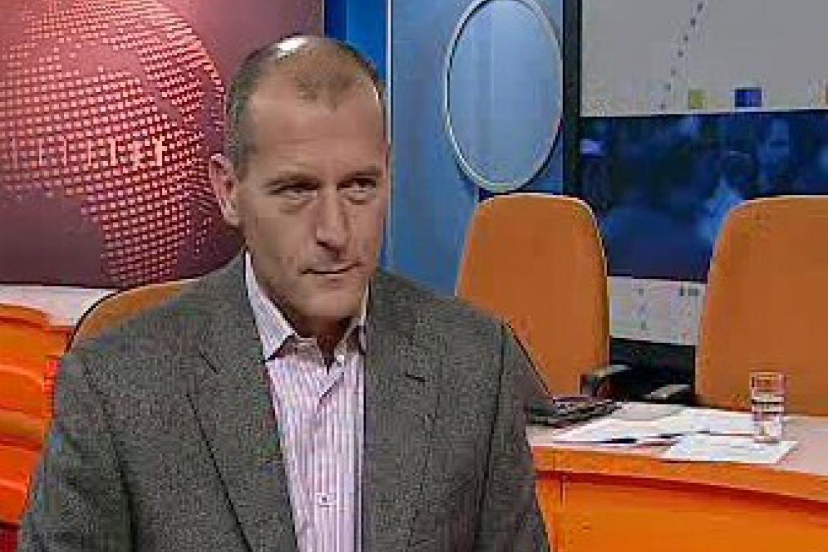 Guvernér ČNB Zdeněk Tůma