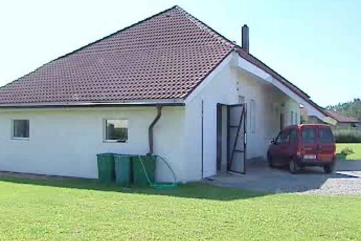 Nelegálně postavený dům