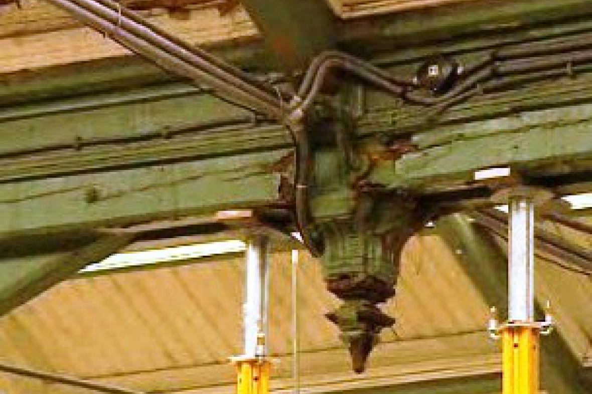 Industriál Masarykova nádraží