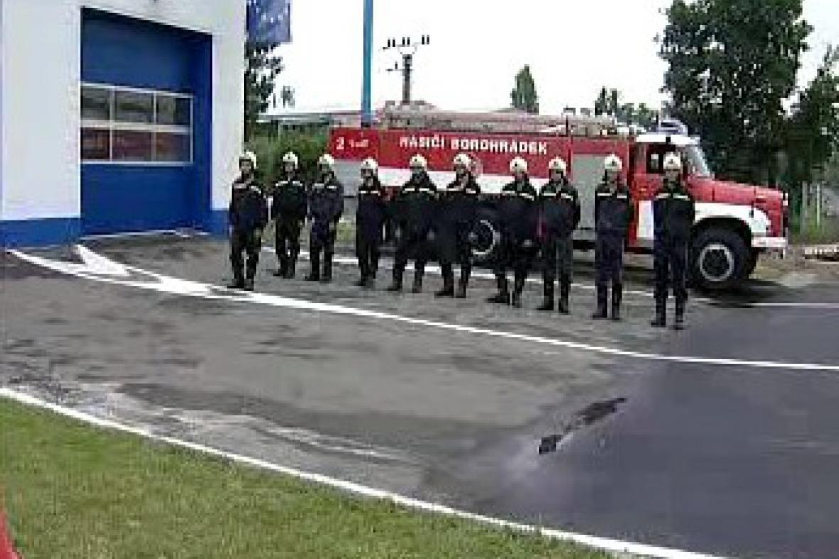 Sbor dobrovolných hasičů z Borohrádku