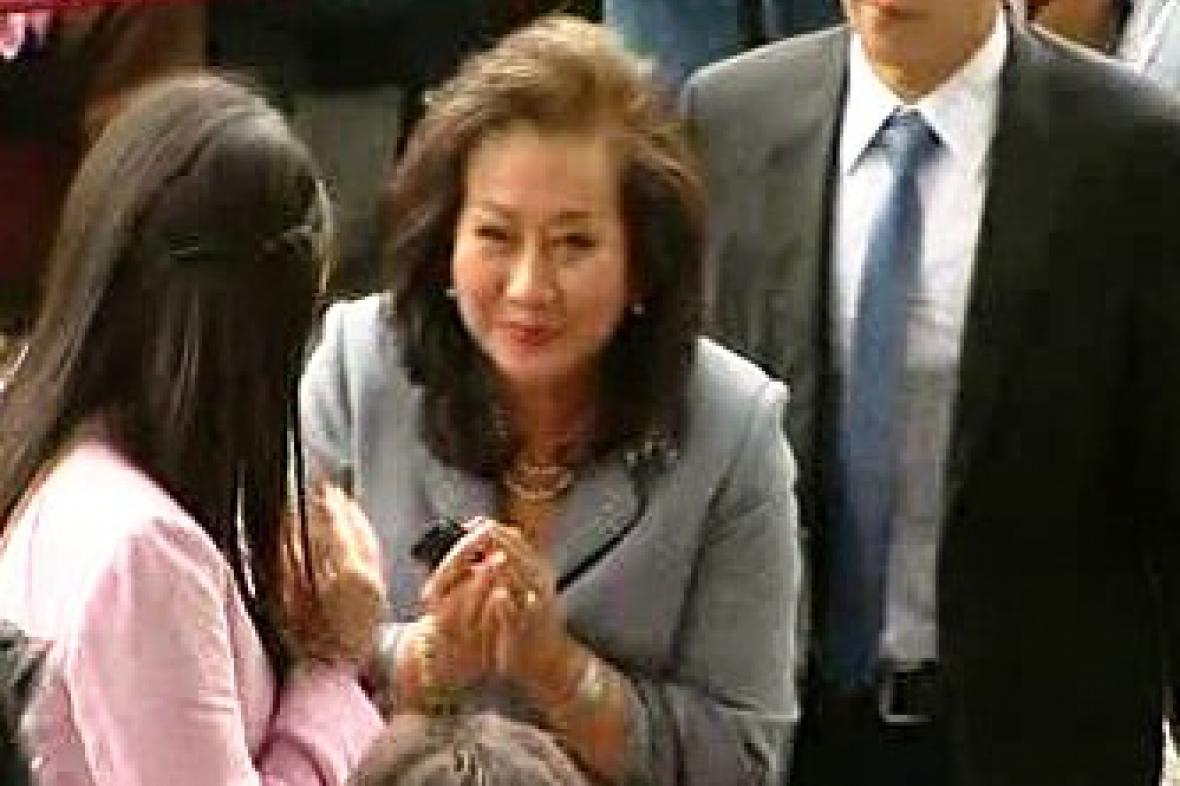 Potdžaman Šinavatrová