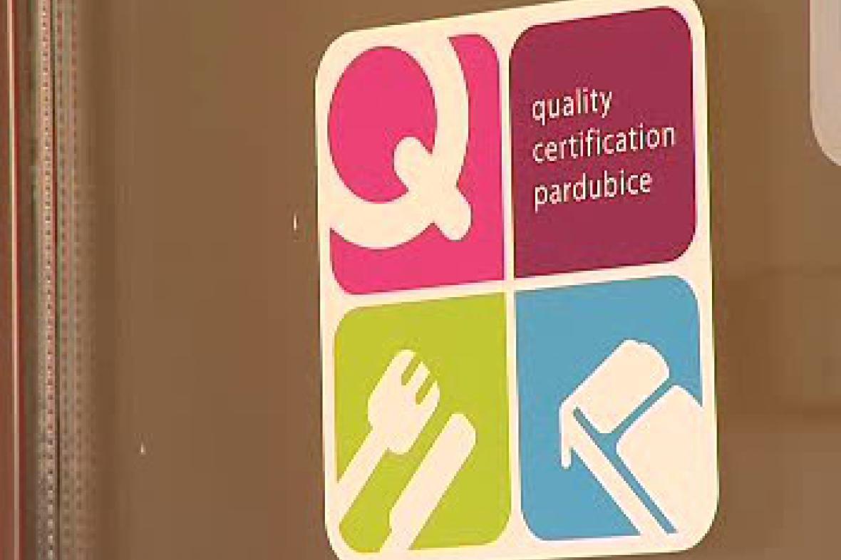 Pardubický certifikát pro hotely a restaurace