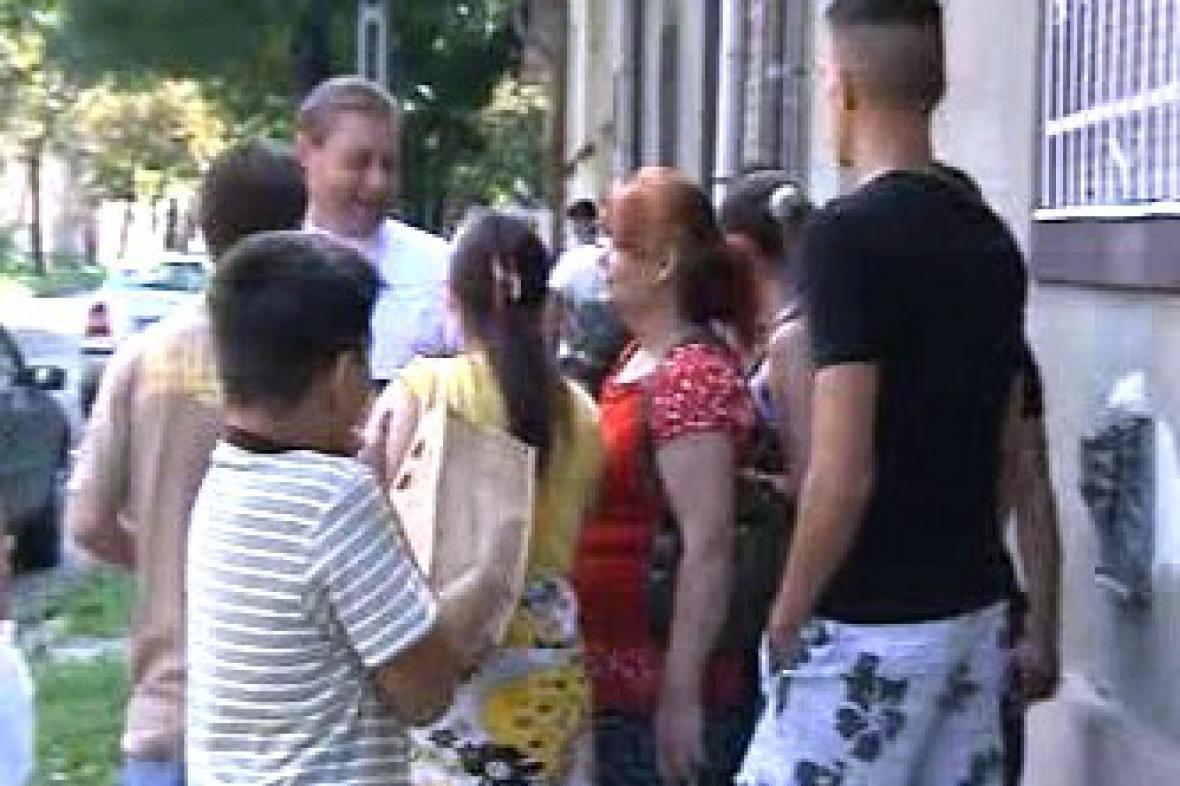 Obyvatelé Budapešti