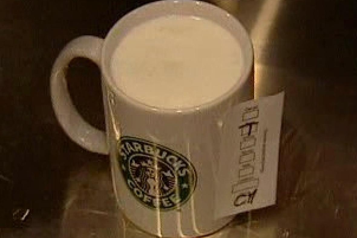 Káva Starbucks