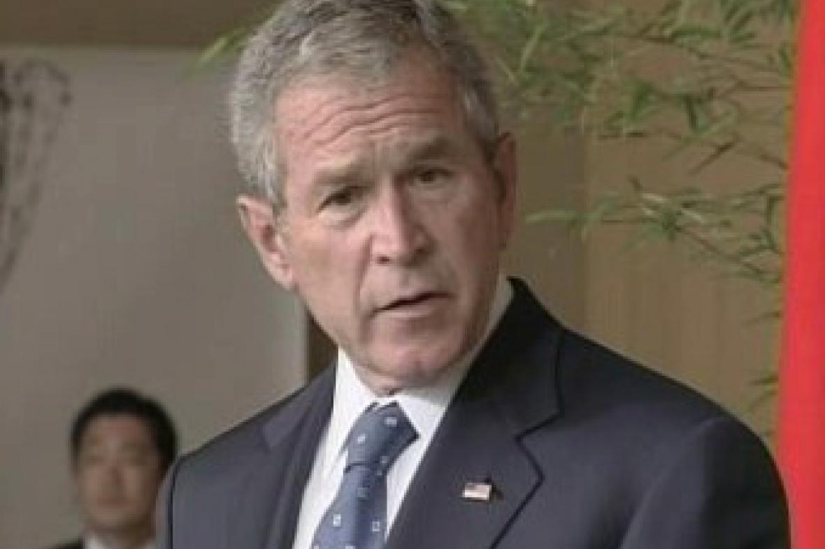 Geroge Bush
