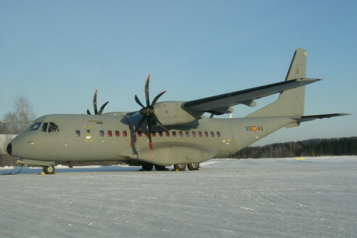 Armádní letadlo