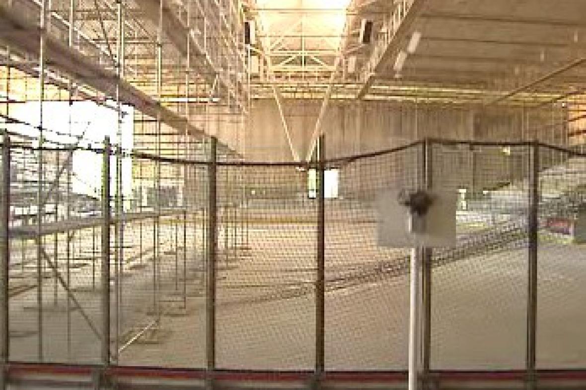 Rekonstrukce zimního stadionu