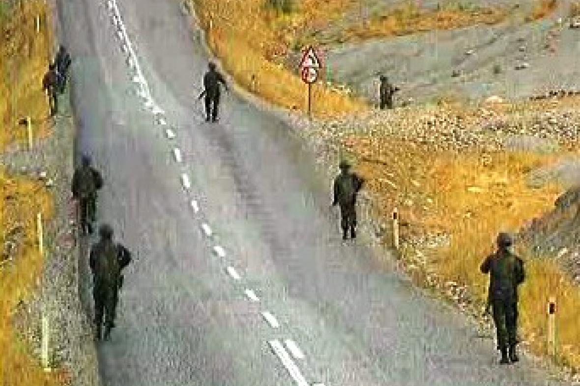 Turečtí vojáci