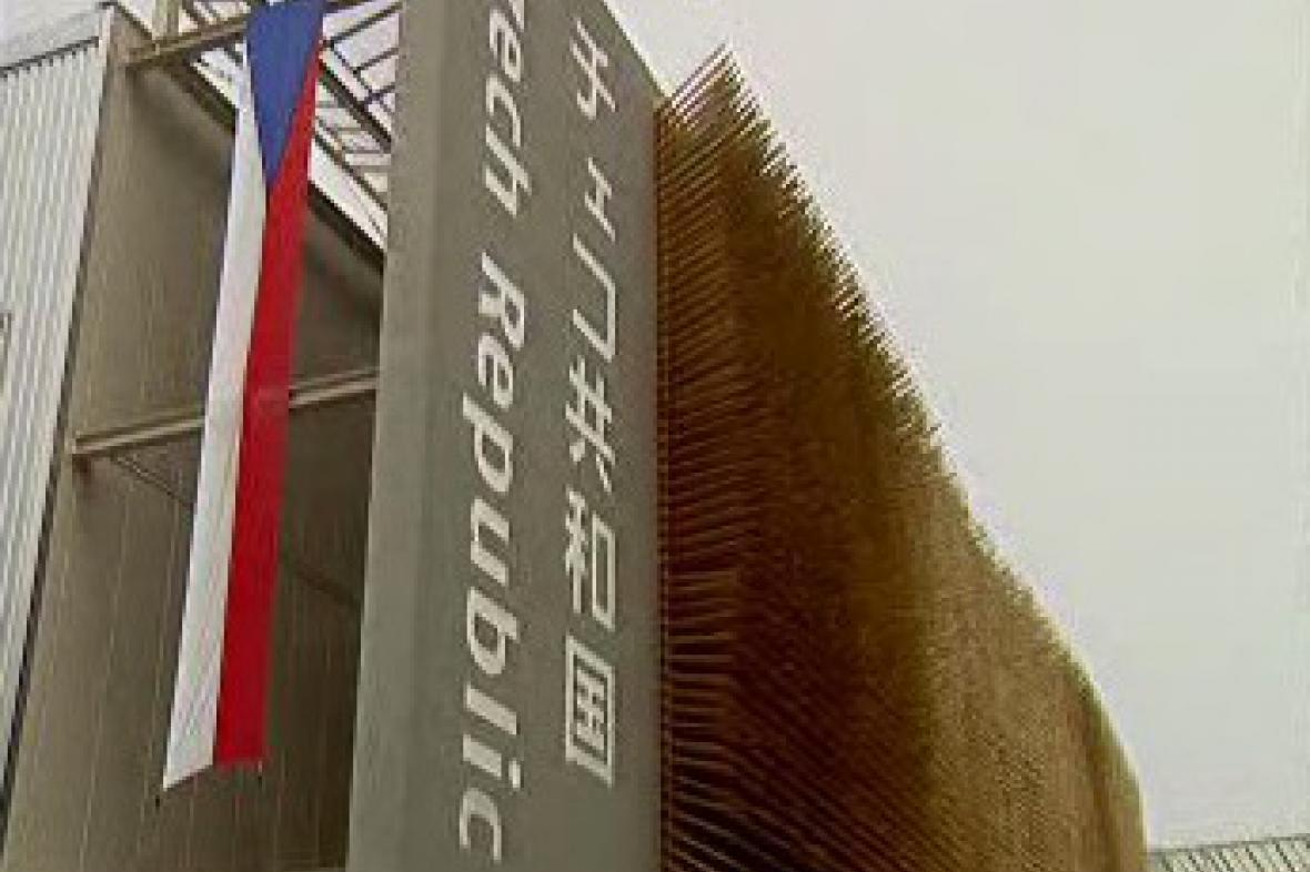 Český pavilon na výstavě EXPO