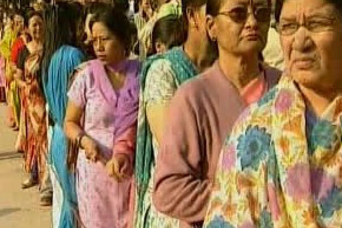 Volby v Nepálu