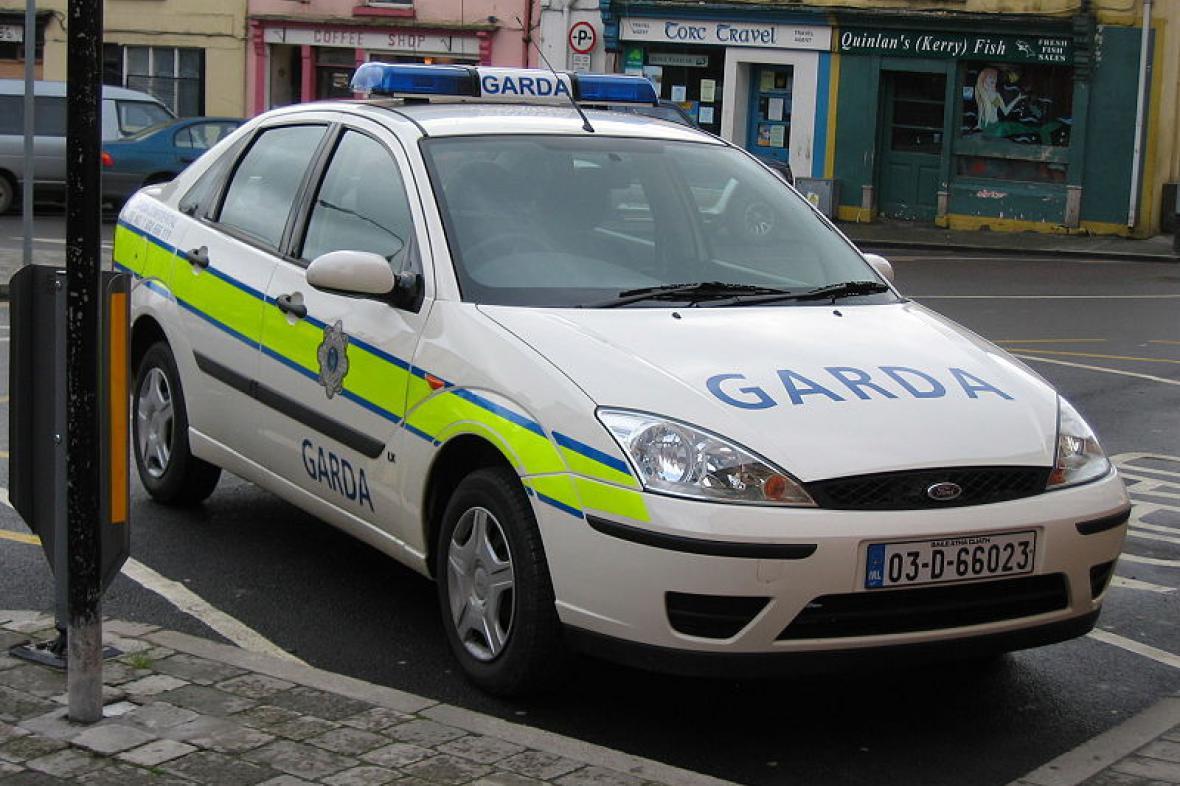 Irská policie Garda Síochána