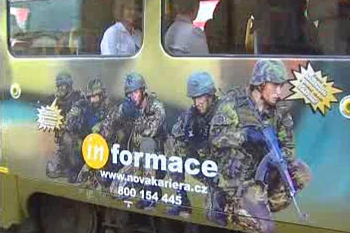Armádní tramvaj