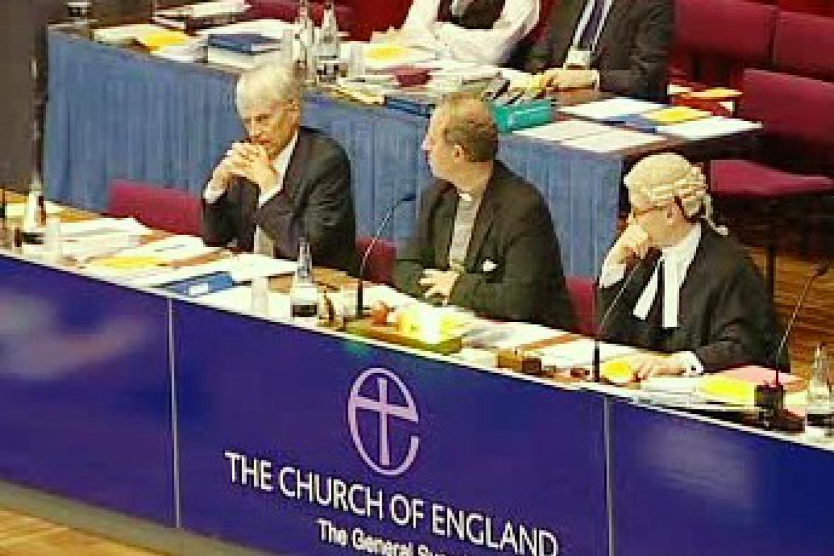 Generální synod anglikánské církve v Yorku