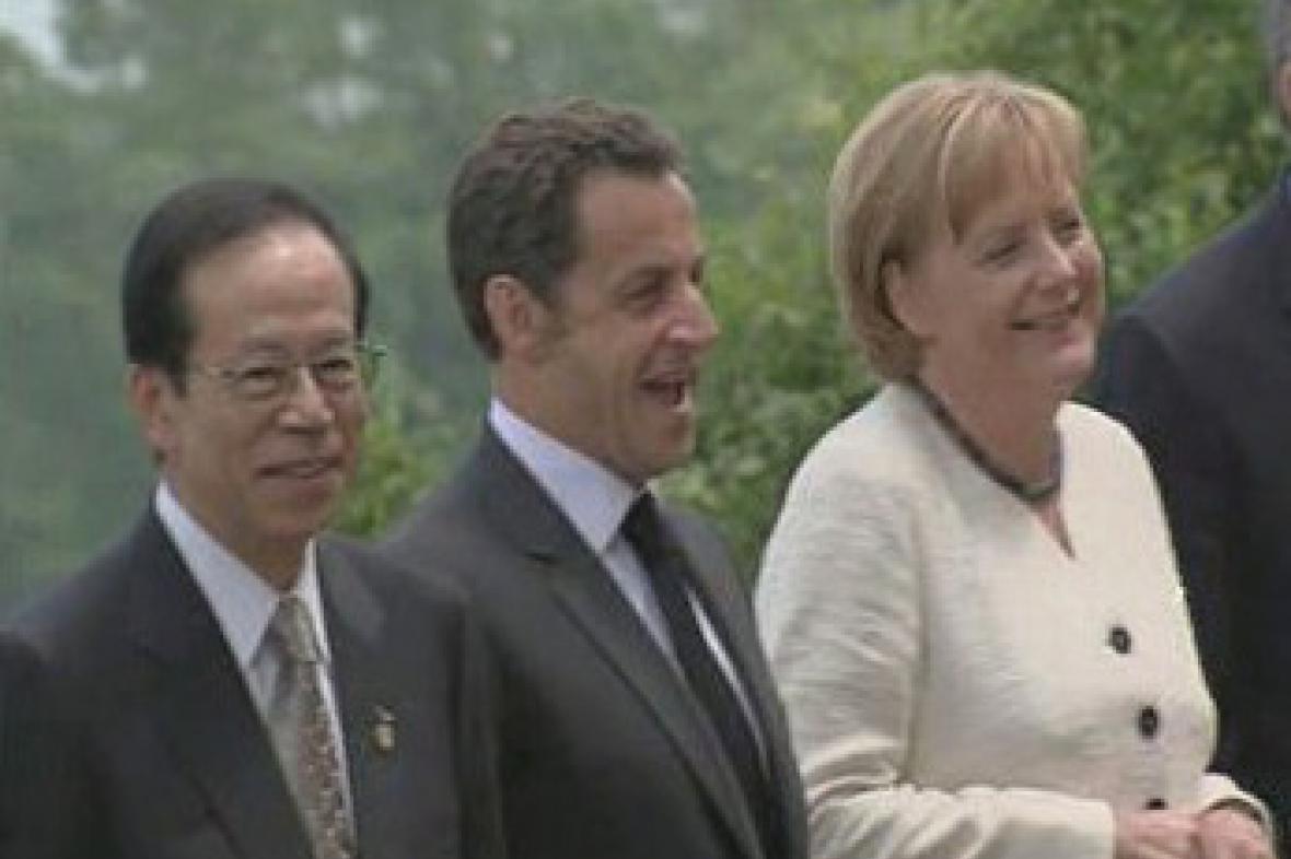 Hlavy států G8