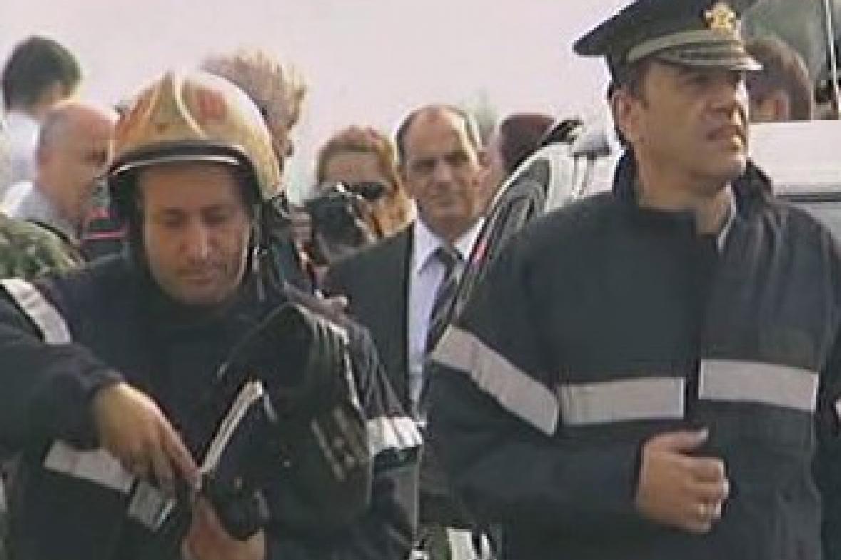 Bulharští hasiči